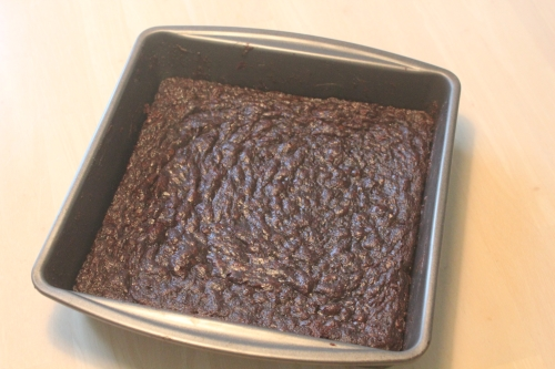 brownies from a mix