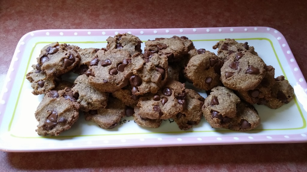 Chocolate Chip Cookies For Passover Recipe — Dishmaps