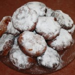 Sufganiot (aka Jelly Doughnuts)