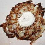 Latkes (aka Potato Pancakes)