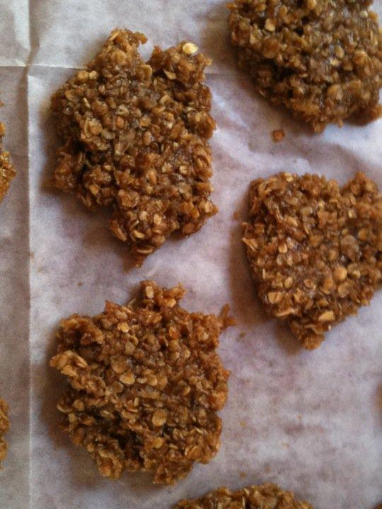 Butterscotch Cookies