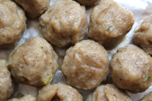 Vegan Matzo Balls (aka Kneidlach)