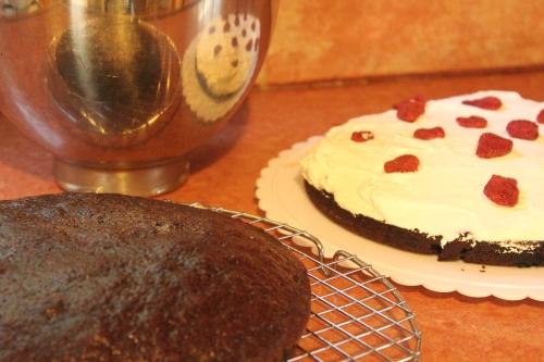 Wacky Chocolate Cake