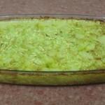 Zucchini Souffle (aka Kishuim Kugel)