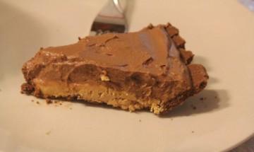 Peanut Butter Mouse Pie