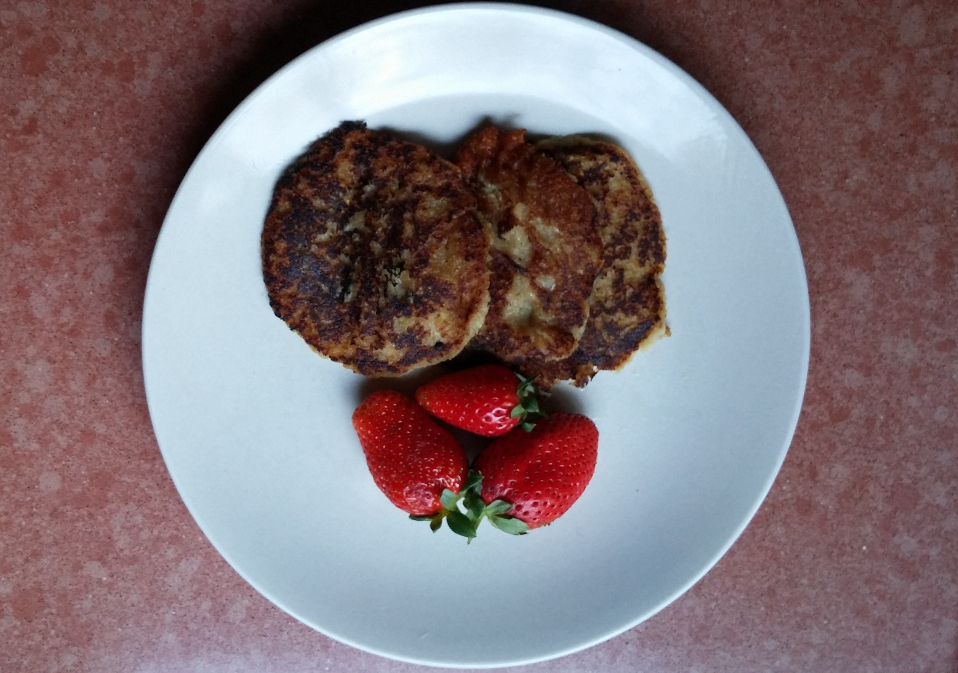 Matzo Meal Pancakes