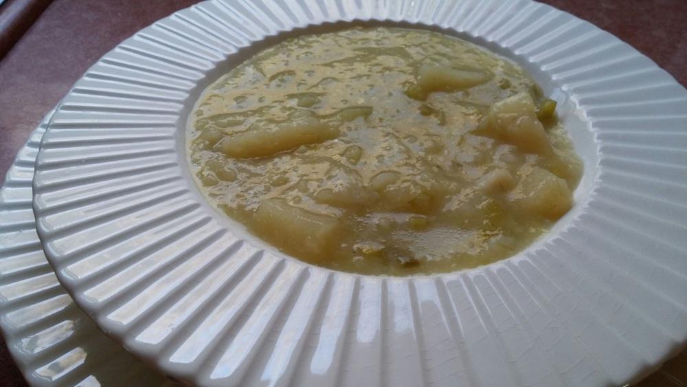 Potato-Leek Soup
