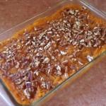 Sweet Potato and Pecan Casserole